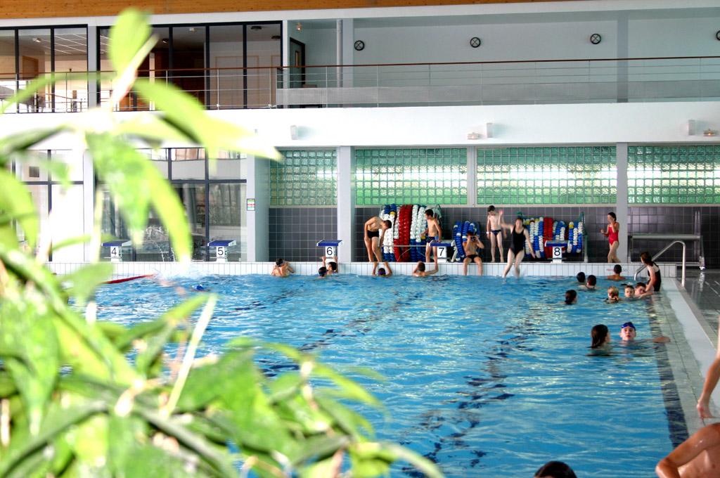 Centre nautique de saint dizier for Horaire de piscine reims